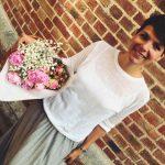 Samstagmorgen Martk und Blumen