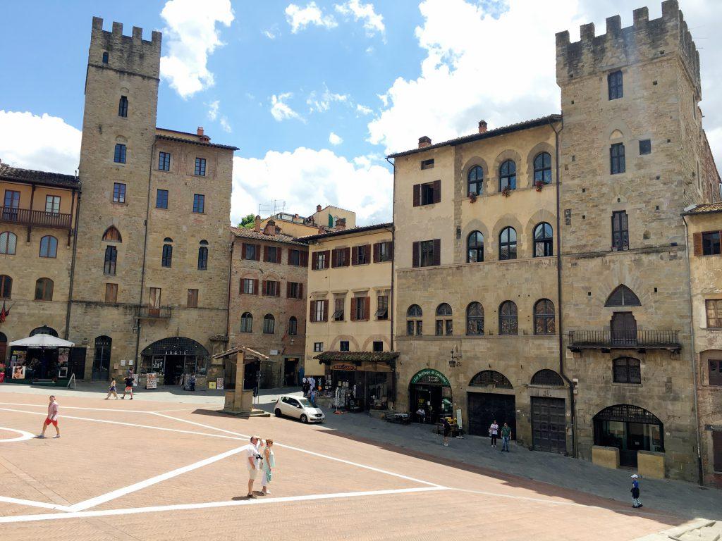 Toskana Arezzo