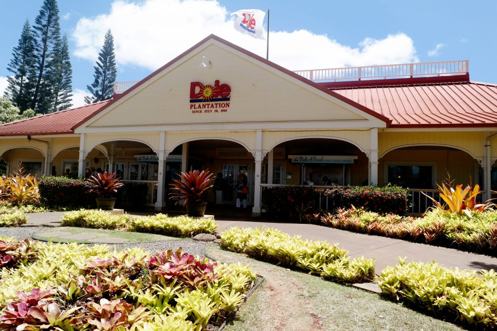 Dole Plantage Honolulu